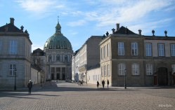 Place Amalienborg