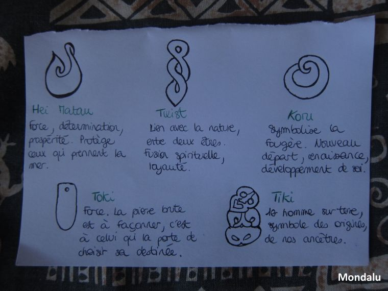 Pounamu signification