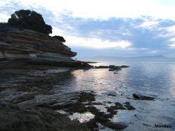 Painted Cliffs - Maria Island