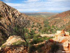 Larapinta Trail - Standley Chasm