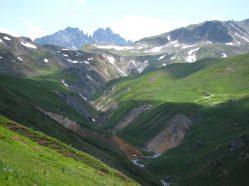 Sommets au Mont Thabor
