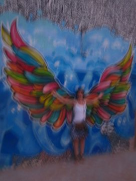 Jamestown street art