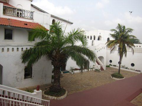 Osu Castle, Accra, Ghana