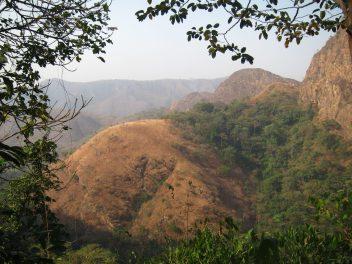 Vue des Wli Waterfalls