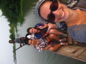 Balade sur le fleuve Mono