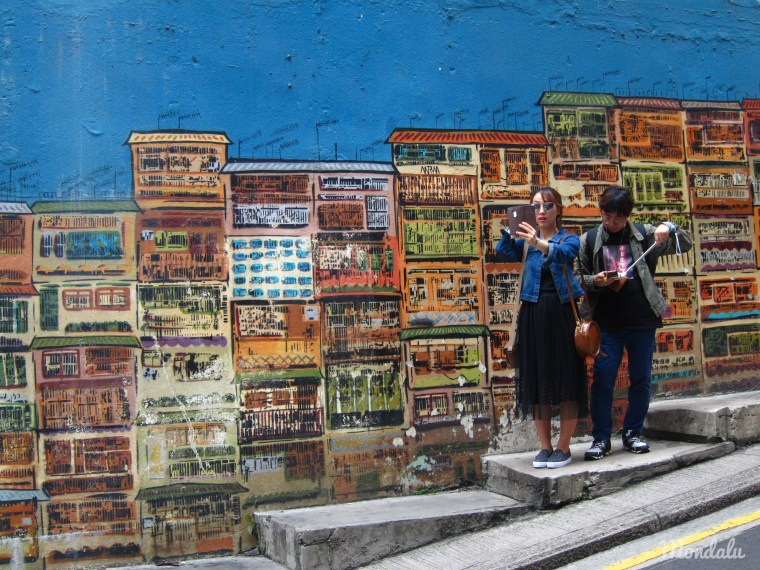 Hong-Kong et son street-art