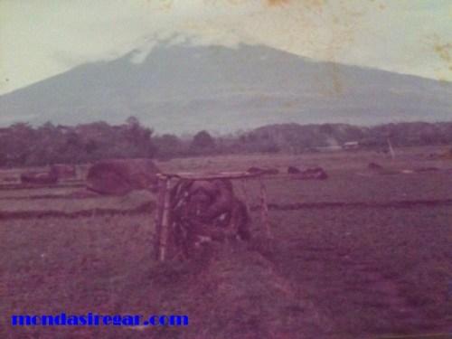gunung Dempo - Pagar Alam