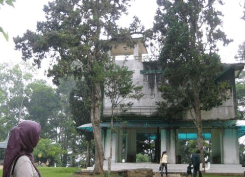 Benteng Fort de Kock Bukittinggi