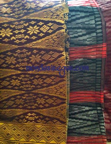 Songket Batu Bara Sumatera Utara