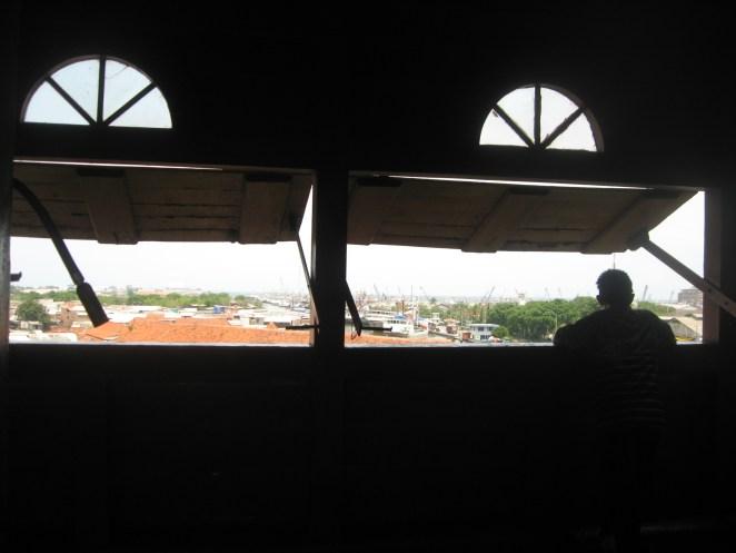 Pandangan Dari MenaraSyahbandar