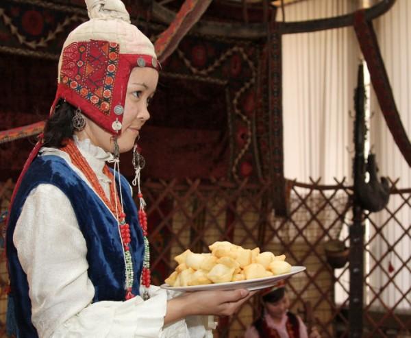 Takiya Kyrgyz Hat