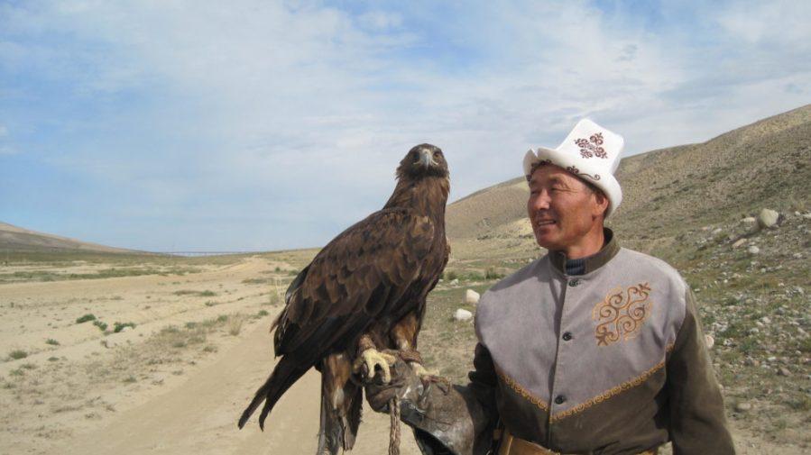 Men's Ak Kalpak Kyrgyz Hat