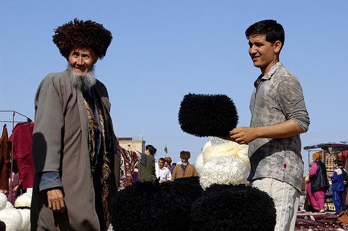 Turkmen Telpek Hat
