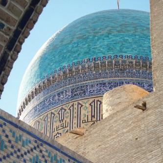 Bukhara Dome Detail