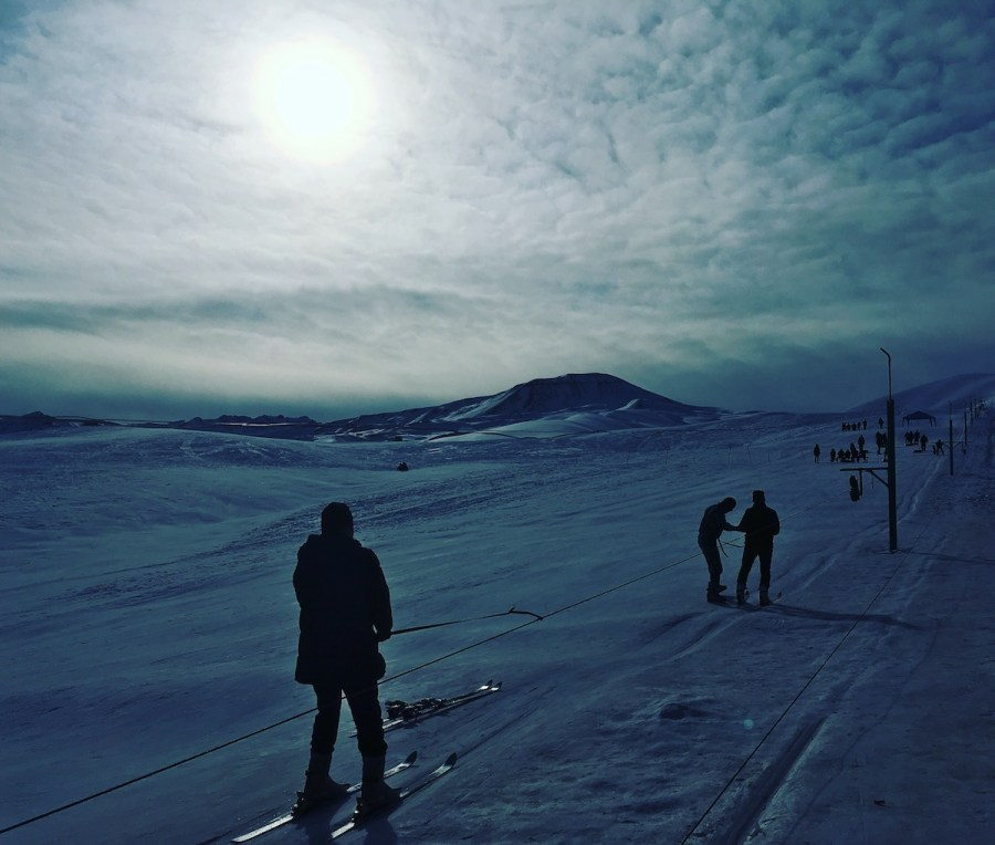 Kyrgyzstani Rope Tow