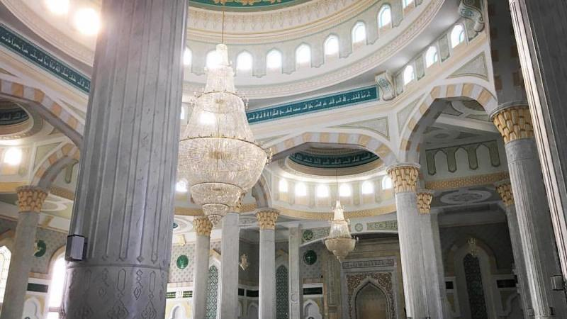 Khazret Sultan Mosque, Astana, Kazakhstan