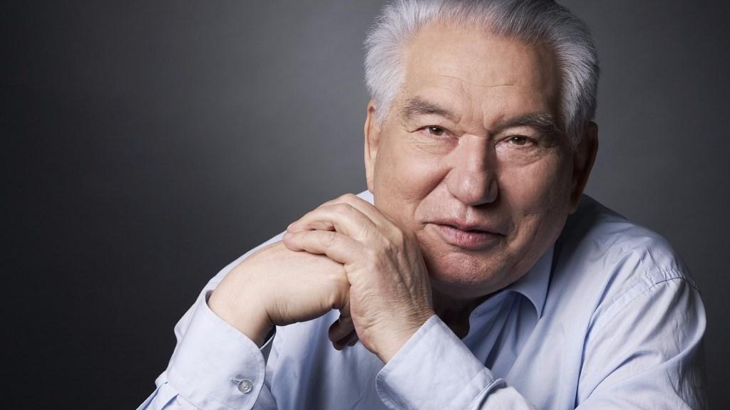 Chingiz Aitmatov, the author of Jamila