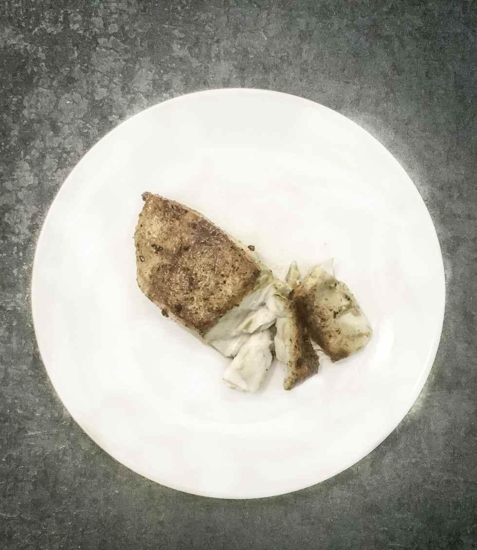 easy blackened barramundi fish
