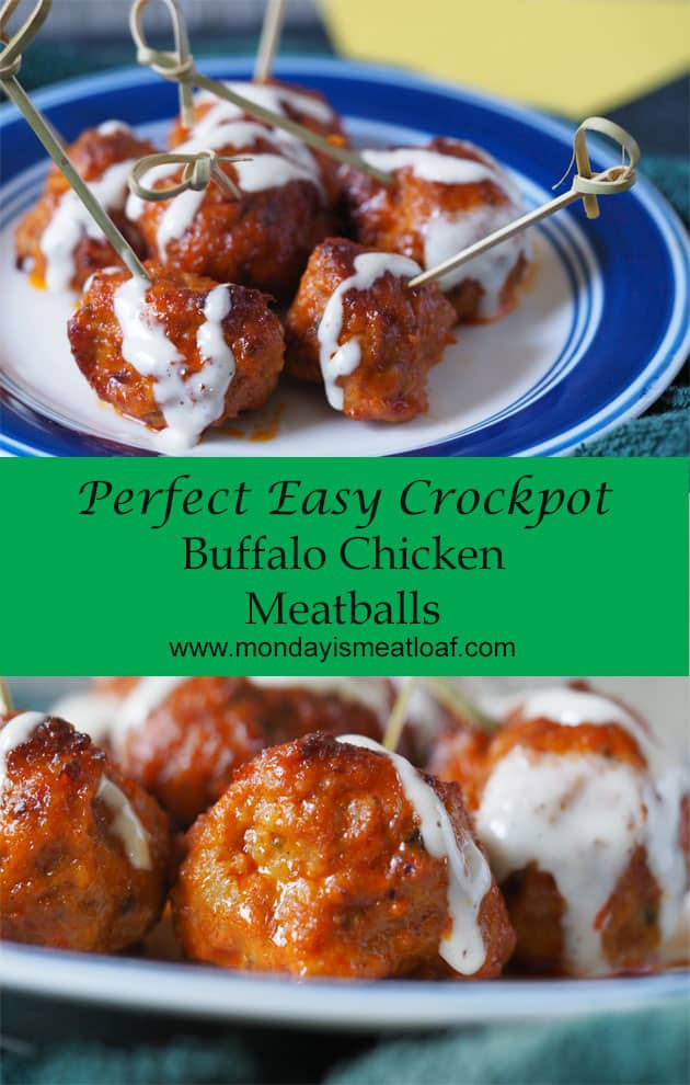 So easy to make, I did it twice in one day because my family love it so much! You will not be disappointed by quality, flavor, or how easy it is to make! Loving these easy perfect crockpot Buffalo chicken meatballs! #buffalochicken #easycrockpotrecipe #easydinner #healthydinner #mealprep #chickenmeatballrecipe