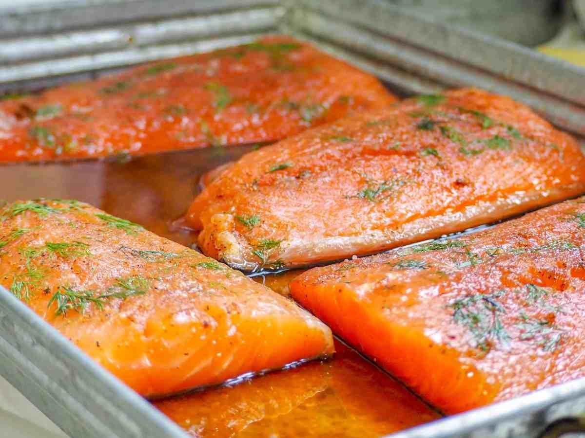 incredible smoked salmon