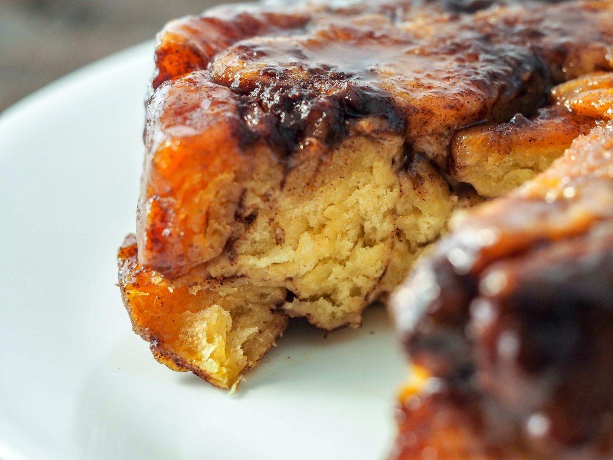 instant pot monkey crack bread