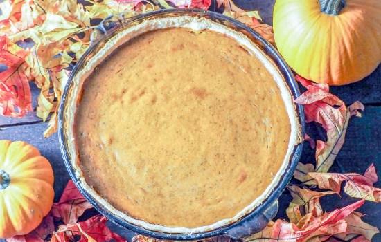 How to Make Perfect Pumpkin Pie