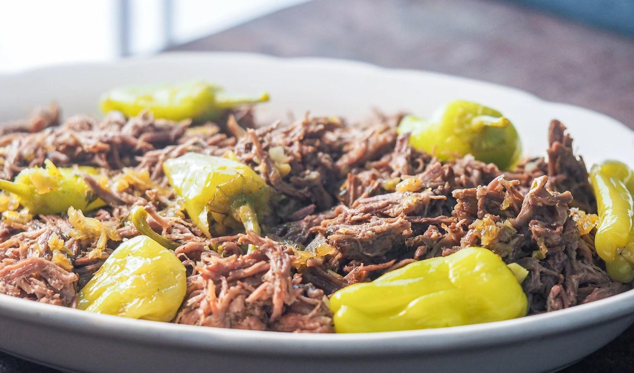 Instant Pot Awesome Mississippi Pot Roast