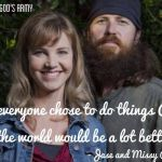 Because Of The #ShaveJase Campaign, Jase Robertson Might Shave His Beard