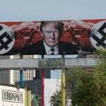You Won't Believe What's On This 40-Foot Wide Billboard Looming Over Downtown Pheonix…