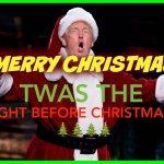 This 'Twas the Night Before Christmas' Trump Story Is Perfect To Read Tonight