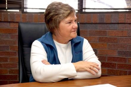 Brenda Colvin, Executive Assistant