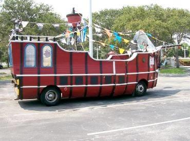 pirate-ship-limo