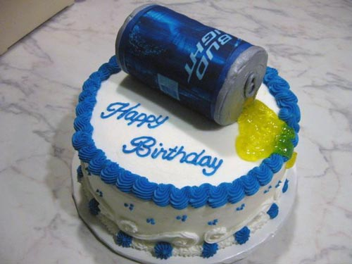 beer-can-birthday-cake
