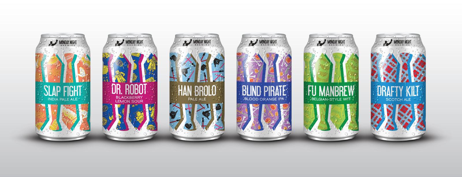 Coming soon. New beers, new packaging, new look.