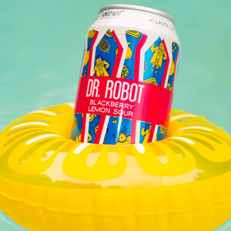 Dr. Robot - perfect for the pool