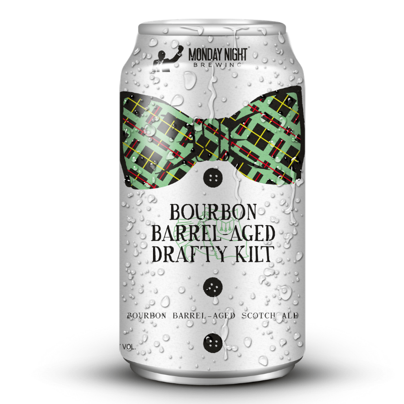 Bourbon Barrel Drafty Kilt