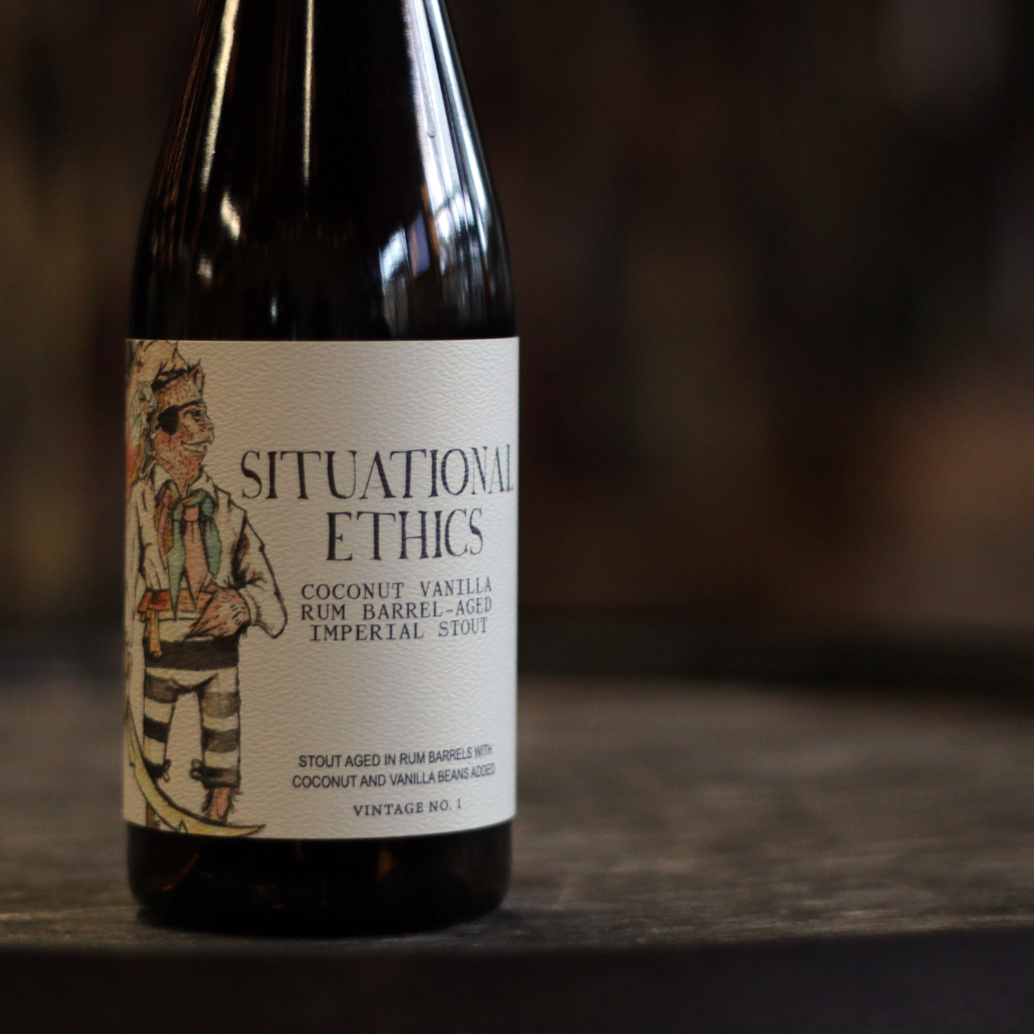 Situational Ethics - Coconut Rum