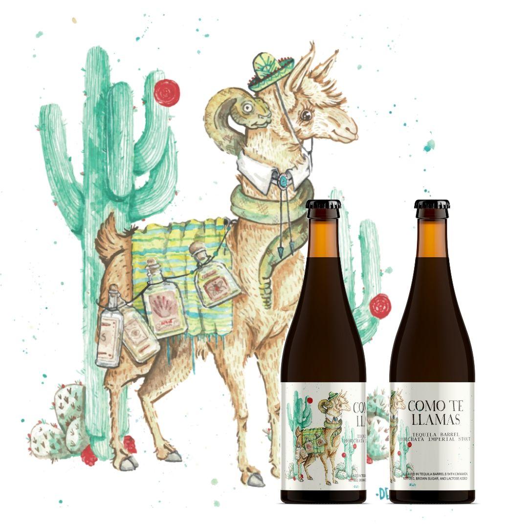 Como Te Llamas Bottle Release: 12/14
