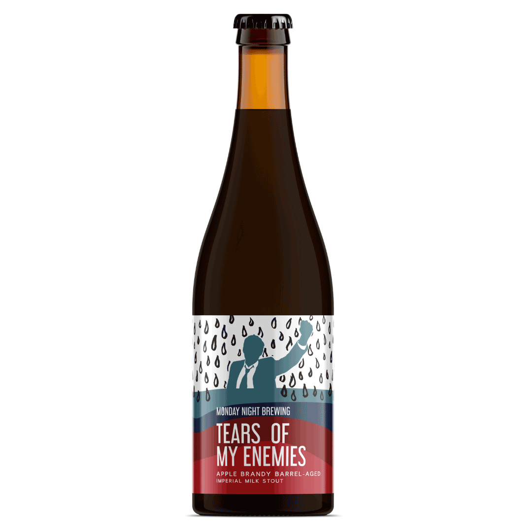 Tears Of My Enemies: Apple Brandy Barrel-Aged