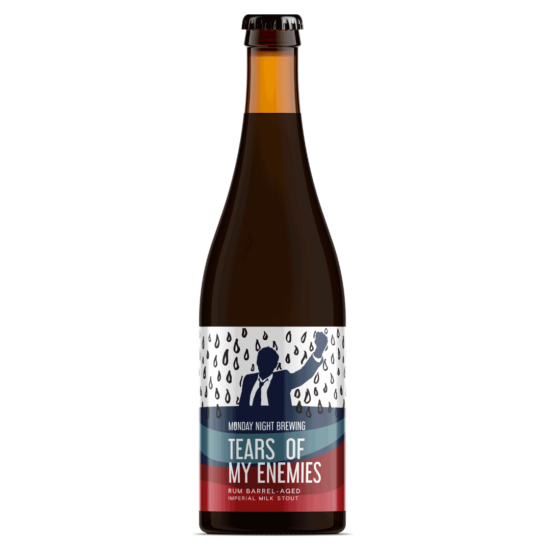 Tears of My Enemies Rum Barrel-Aged