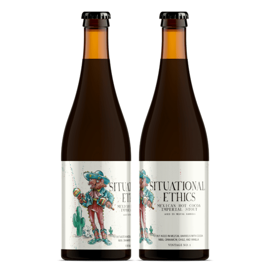 Situational Ethics - Mezcal Barrel Aged