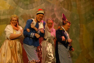 Generic group panto photo- DW