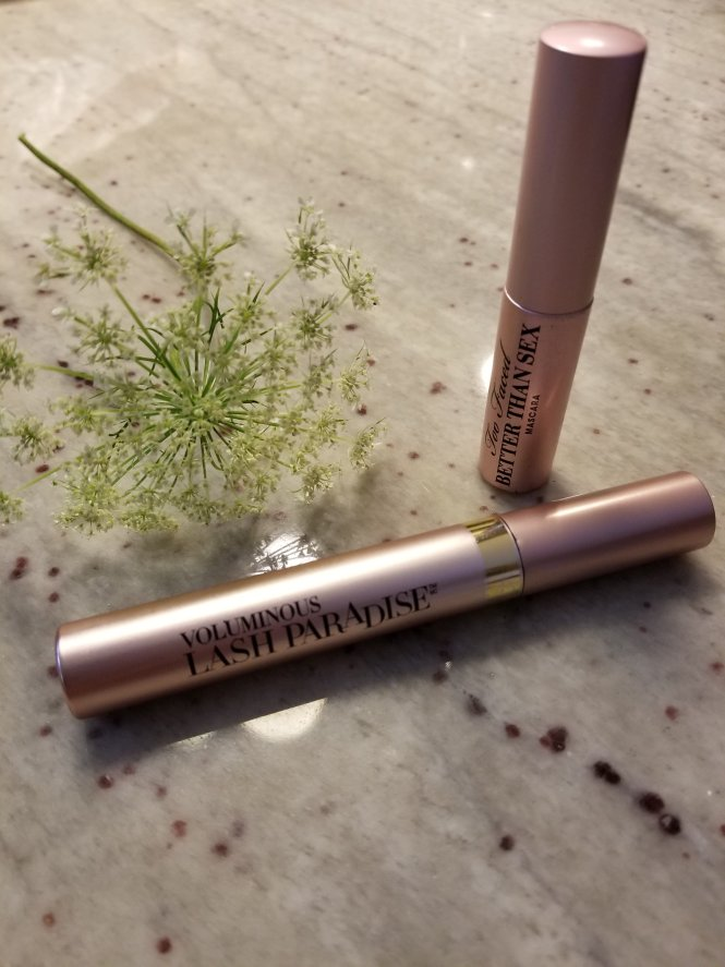 6f558d2954d Product Review   Battle of the Mascaras: Too Faced Better Than Sex V.S  L'oreal Lash Paradise