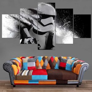 Décoration Murale Star Wars Trooper