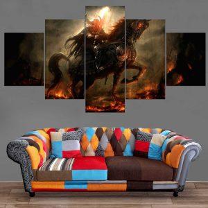 Décoration Murale Dark Knight