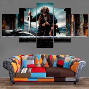 Décoration Murale Le seigneur Des Anneaux Le Hobbit