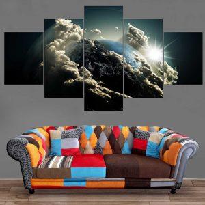 Décoration Murale Planet Sunshine