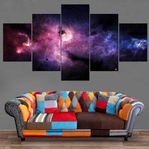 Décoration Murale Cosmos