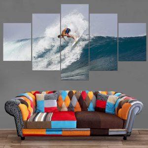 Décoration Murale Surf