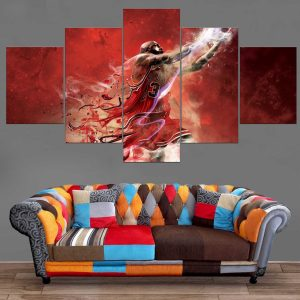 Décoration Murale Basket Ball Chicago Bulls